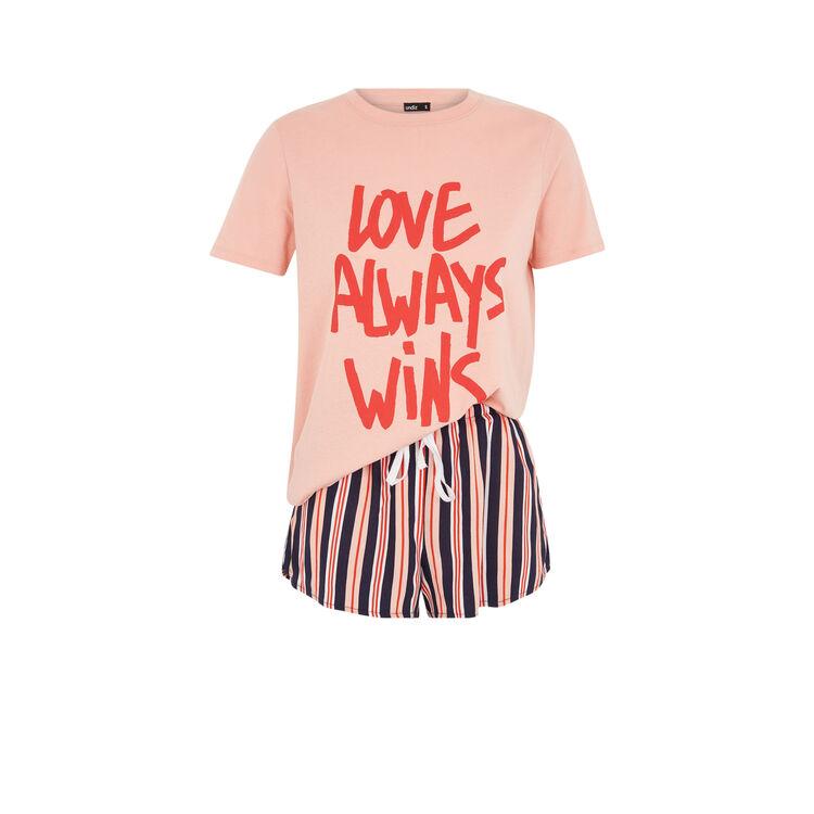 Conjunto rosa lovewiniz;