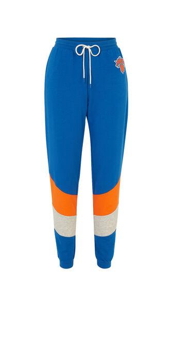 Pantalón deportivo azul newyorkniz blue.