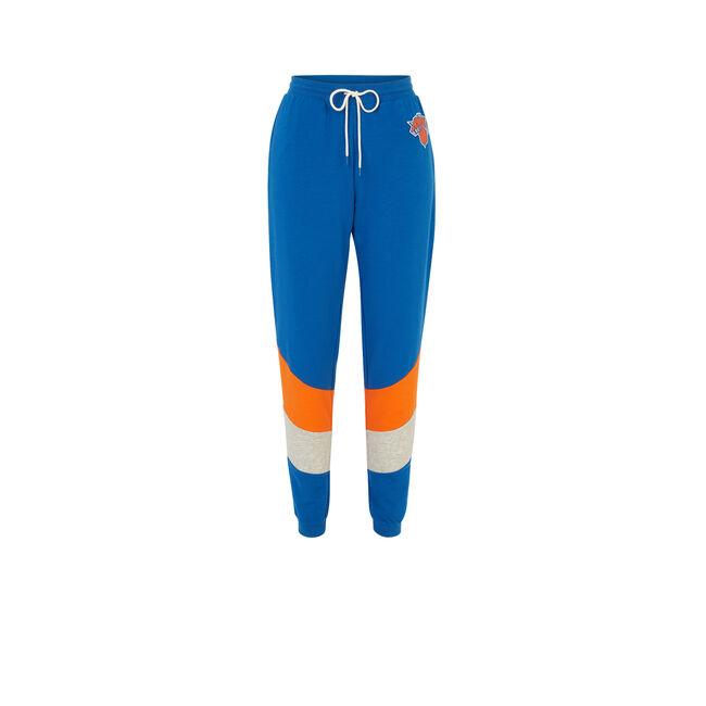 Pantalón deportivo azul newyorkniz;