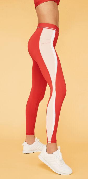 Leggings rojos climbiz  red.