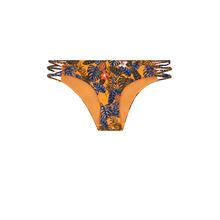 Parte de abajo de bikini naranja gabiz orange.