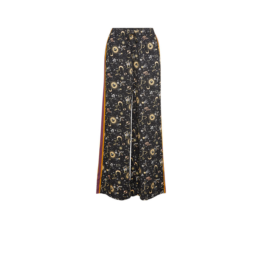 Pantalón negro stellariz;