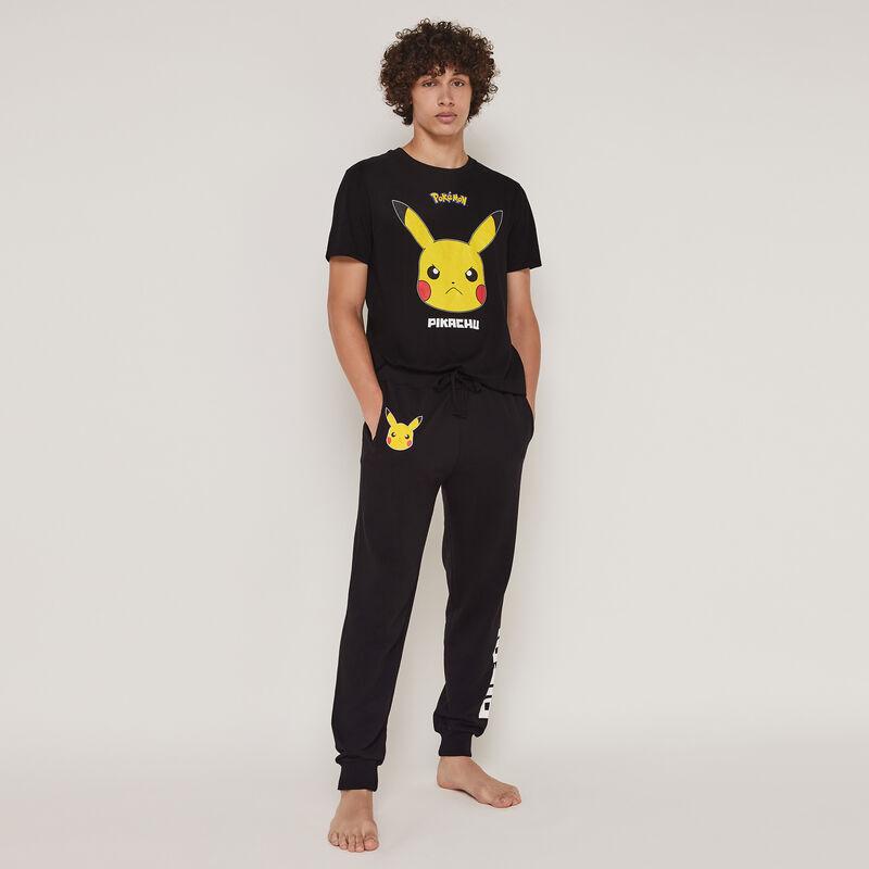 Pantalón con estampado Pikachu pickabatiz;