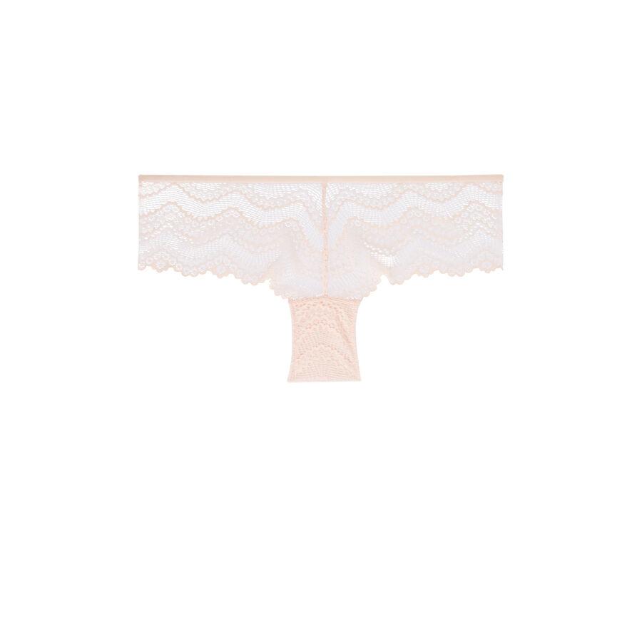 Culotte rosa claro mitrimiz;