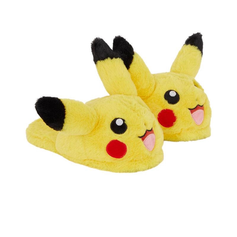 Zapatillas polares con estampado de Pikachu pikatiz;