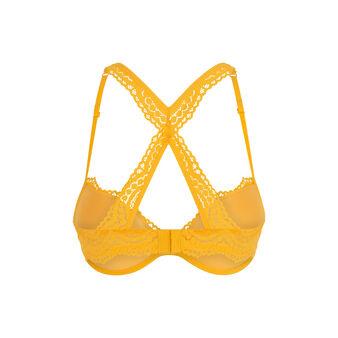 Sujetador push-up amarillo triamiz yellow.