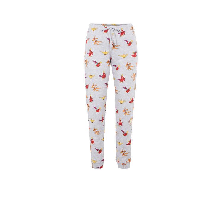 Pantalón gris lovematchiz;