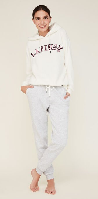 Sweat blanc lapinouxiz white.