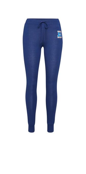 Pantalón azul umonstiz blue.