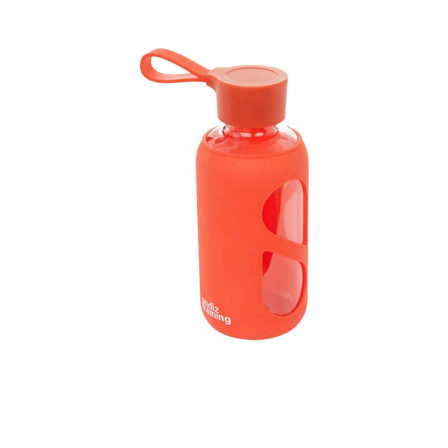 Botella naranja waterbotiz;