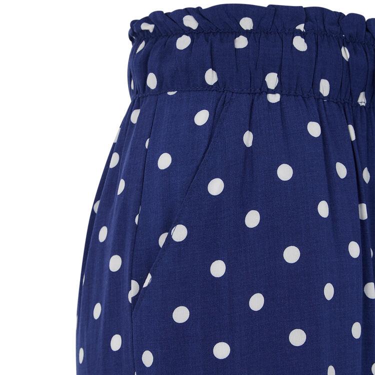Pantalón azul panpoiz;