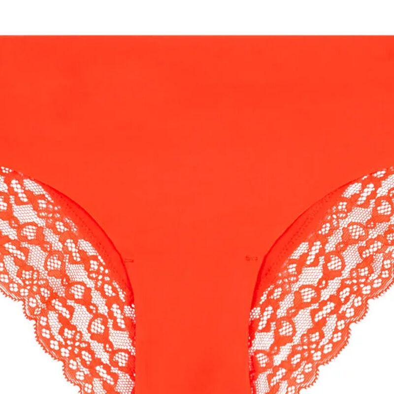 Braguita culotte naranja shomiz;