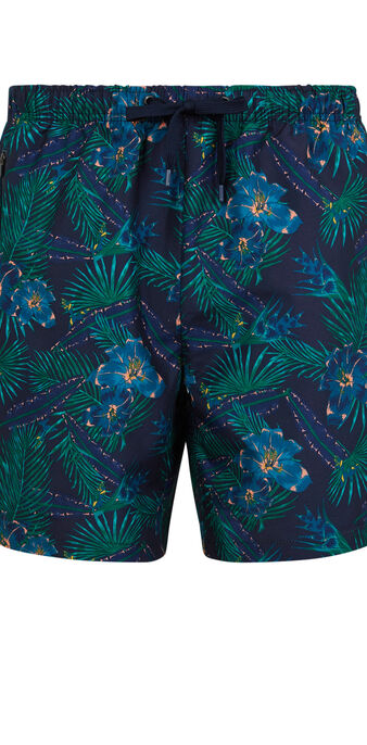 Bañador de chico tropinightiz blue.