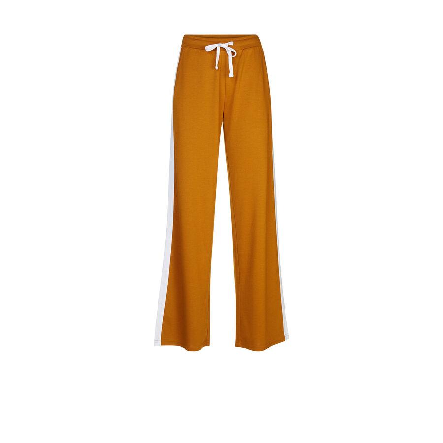 Pantalón amarillo ninetiz;${refinementColor}
