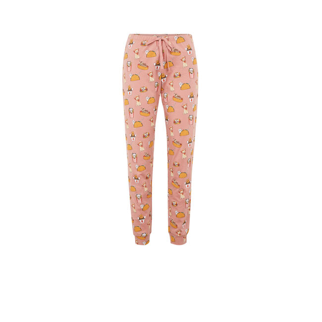 Pantalón rosa allcatiz;