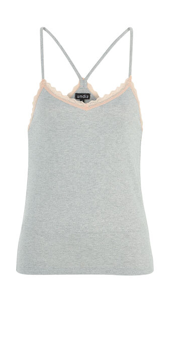 Top gris claro luvitamiz grey.