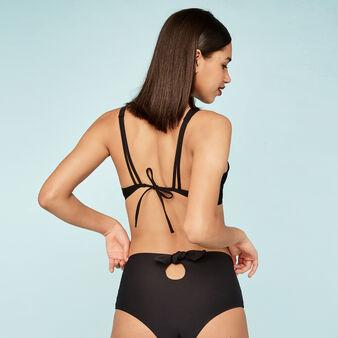 Braguita de bikini negra wiriz  black.