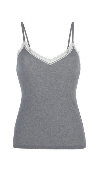 Top gris ribvitamiz  grey.
