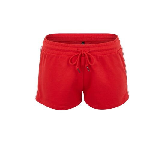 Short rojo excusiz;