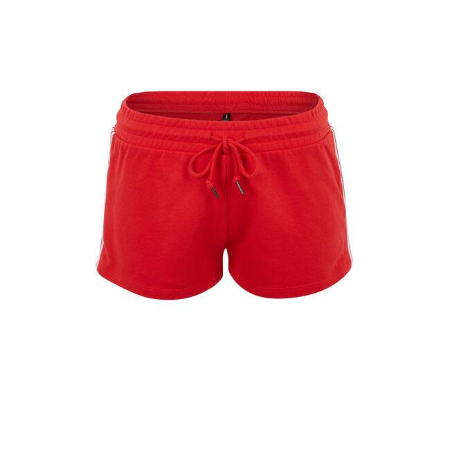 Short rojo excusiz;