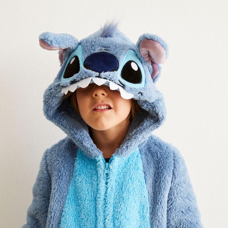 mono kid Stitch - azul;