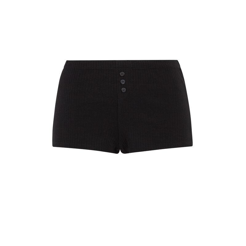 Shorts negros newdebidiz;