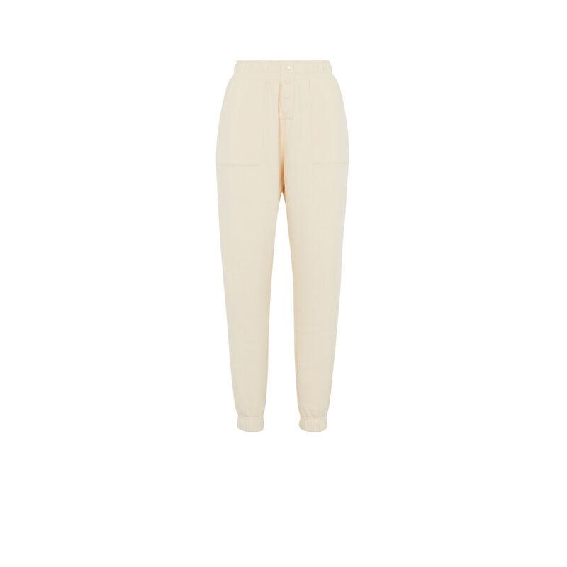 pantalón Elite - beige ;