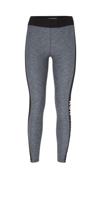 Legging deportivo gris oscuro startiz grey.