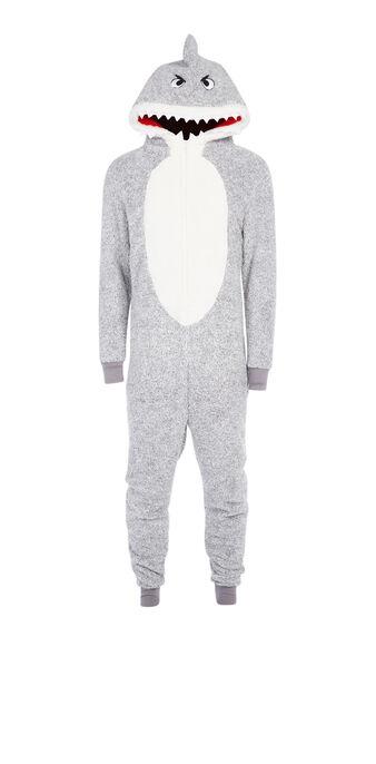Mono gris sharkiz grey.