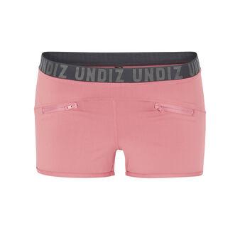 Short deportivo rosa shortelliz pink.