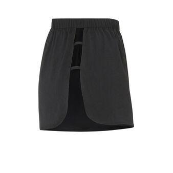 Short negro trialciz black.