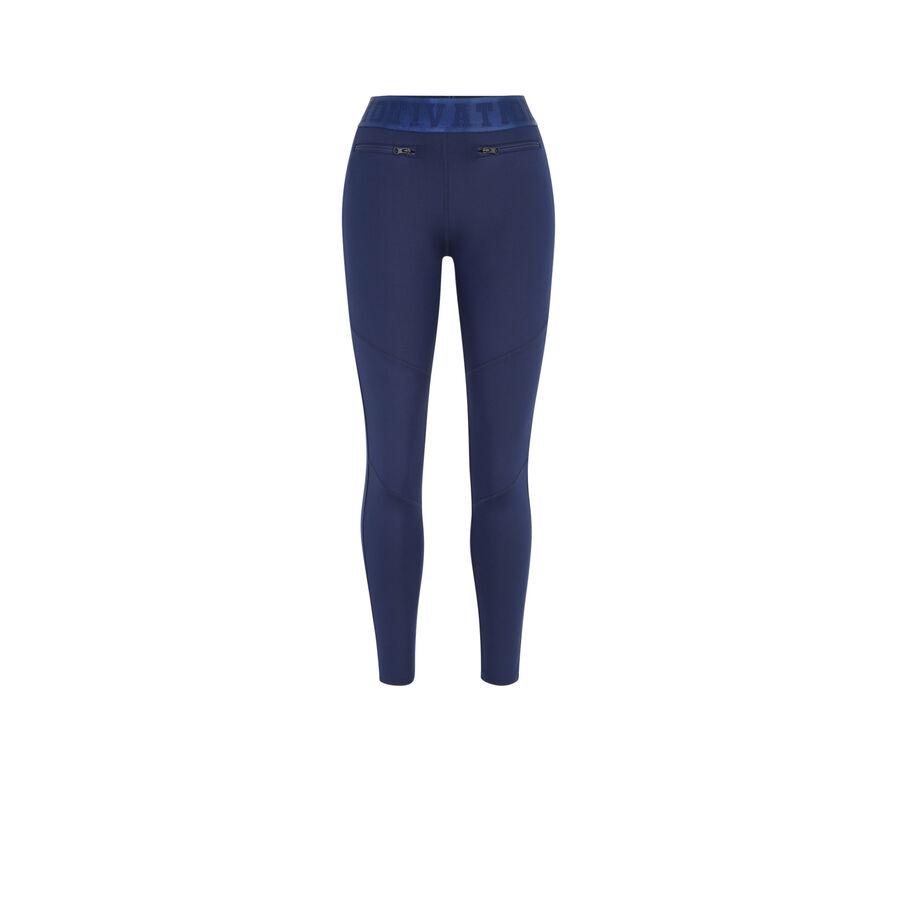 Legging azul coupoiz;