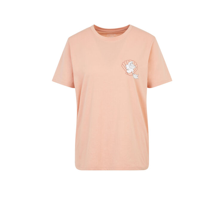 Camiseta rosa arielasiz;