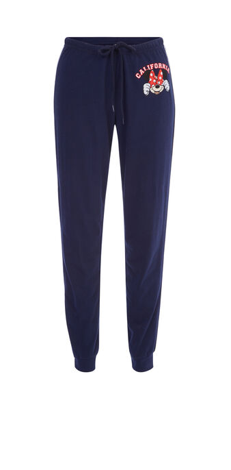 Pantalón azul marino caliminiz  blue.