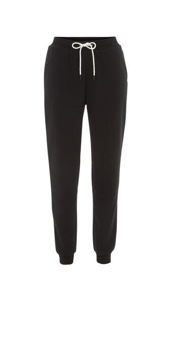Pantalon noir englichatoniz black.