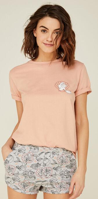 Camiseta rosa arielasiz pink.