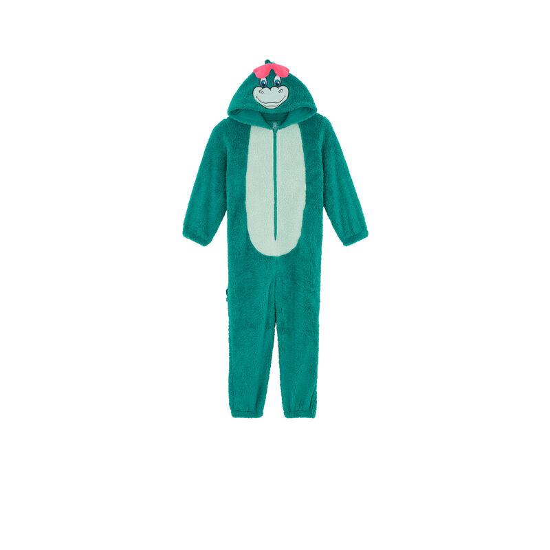 Mono polar infantil con estampado denver kiddenveriz;