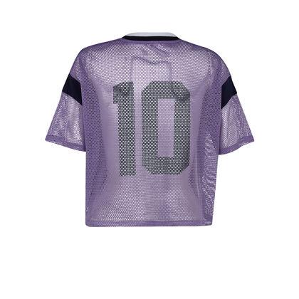 Camiseta violeta girlmailliz purple.