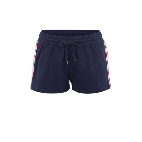 Short azul fastesiz;