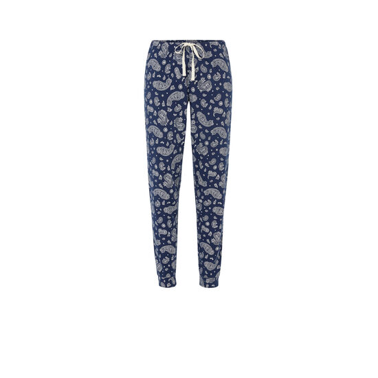 Pantalón de chándal azul bluebaniz;