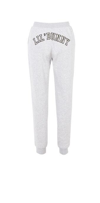 Pantalon blanc englilapouniz white.