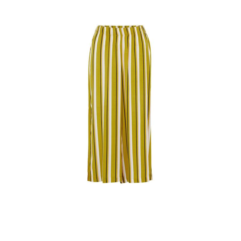 Pantalón verde rayvetiz;
