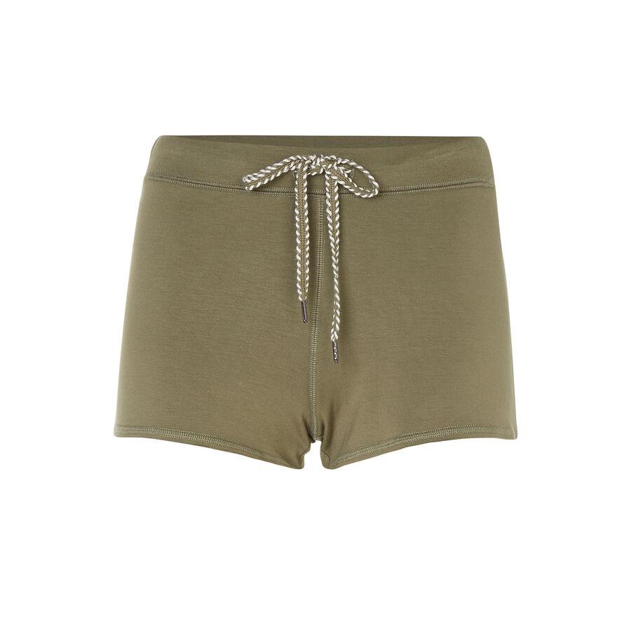 Short verde caqui monbasiz;