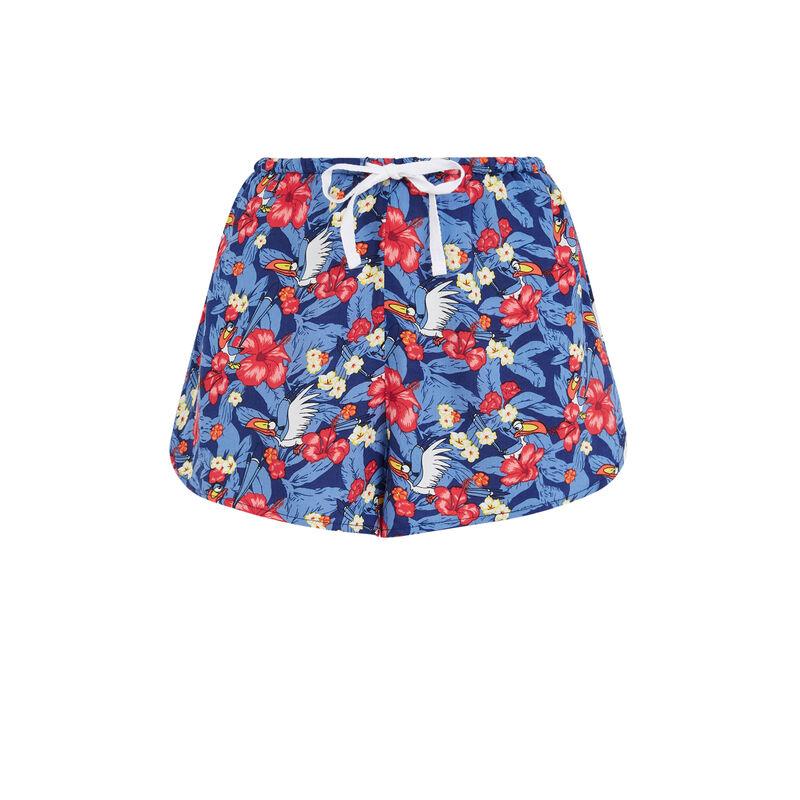 Shorts azules Zazouiz;