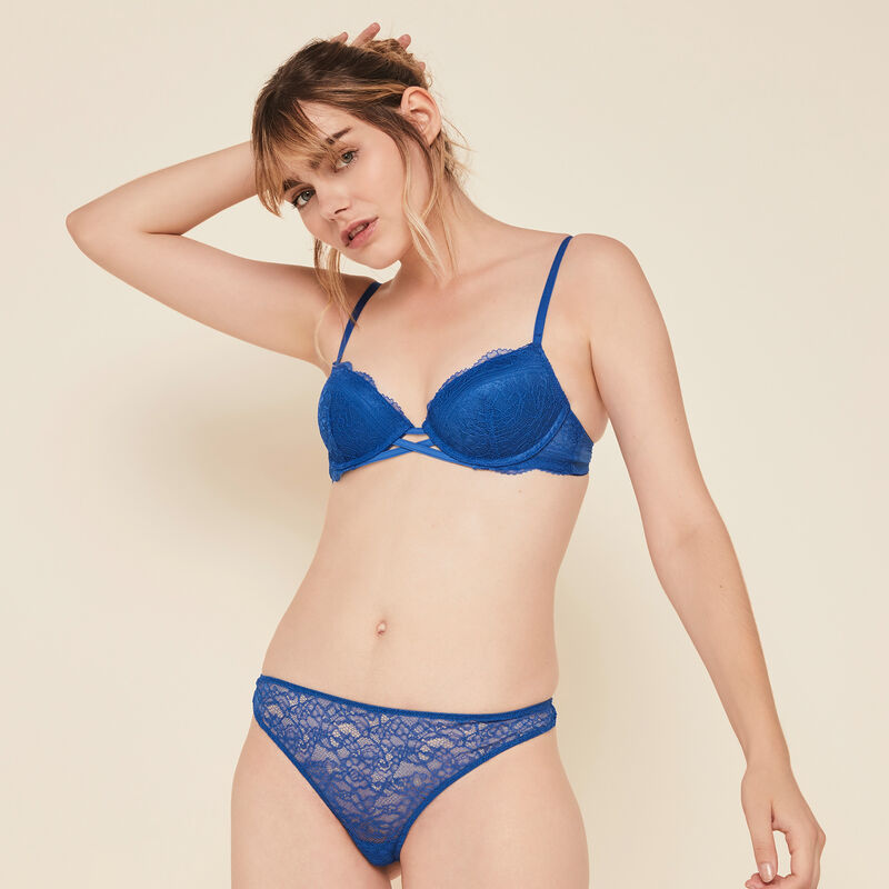 Braguita brasileña azul Everydayiz;