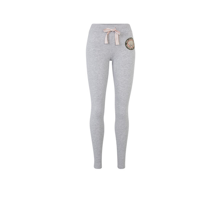 Legging gris savemermaidiz;