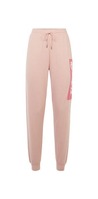 Pantalón rosa cabarbiz pink.