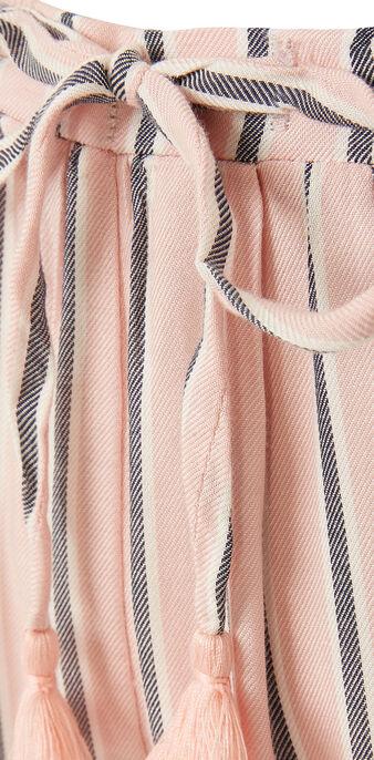 Pantalón rosa claro rayniz pink.