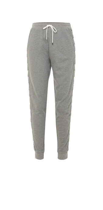 Pantalón de chándal gris girlgiz grey.