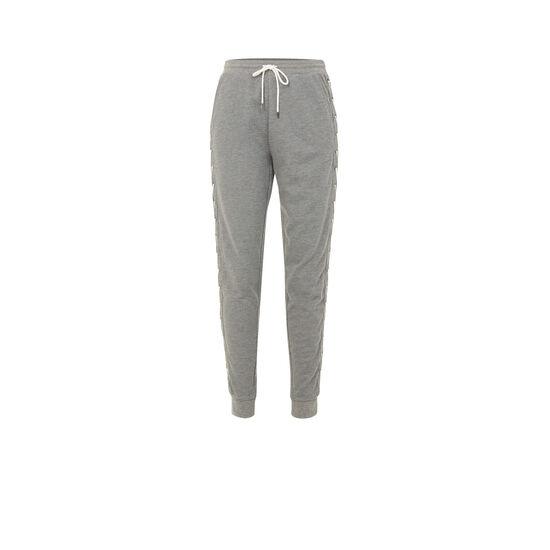 Pantalón de chándal gris girlgiz;